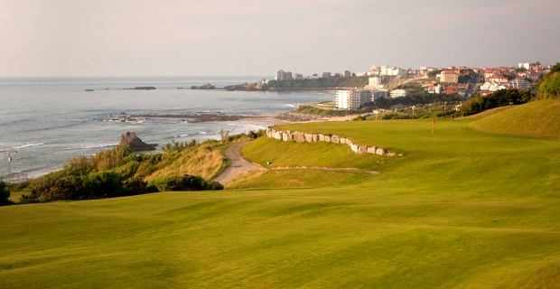 Stage perfectionnement - Golf à Biarritz 2 Jrs / 10 Hrs - 2 golfs avec pro EGF