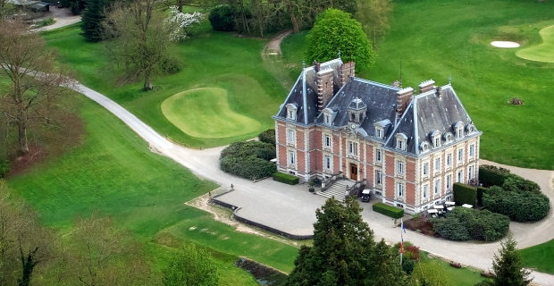 Golf de Saint Saens - Stage de golf intensif en Normandie - week-end golf 3 jours spécial carte verte